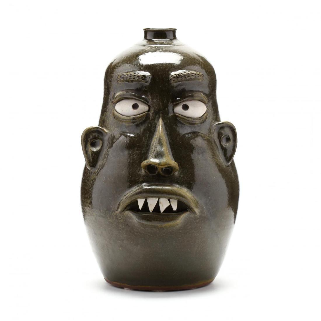 Georgia Folk Pottery, Wayne Hewell