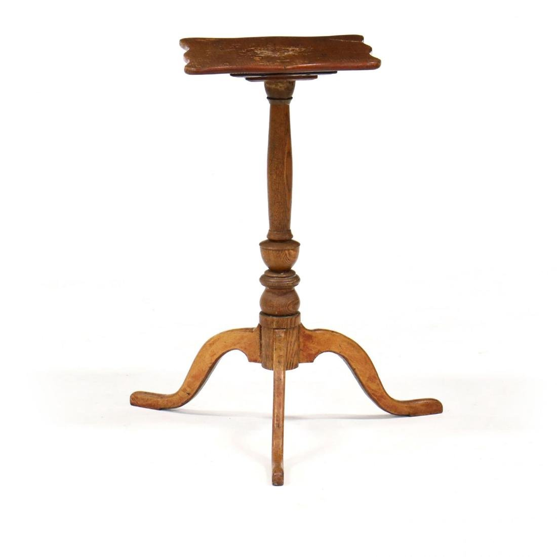 American Queen Anne Candlestand