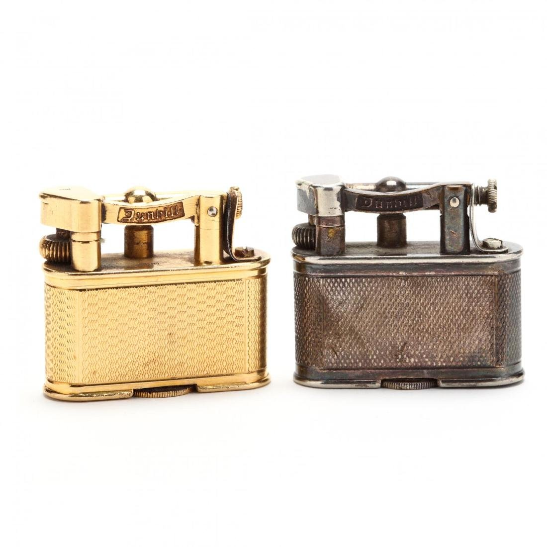 18KT Gold Lighter for Dunhill, by Asprey & Co. and a - 2