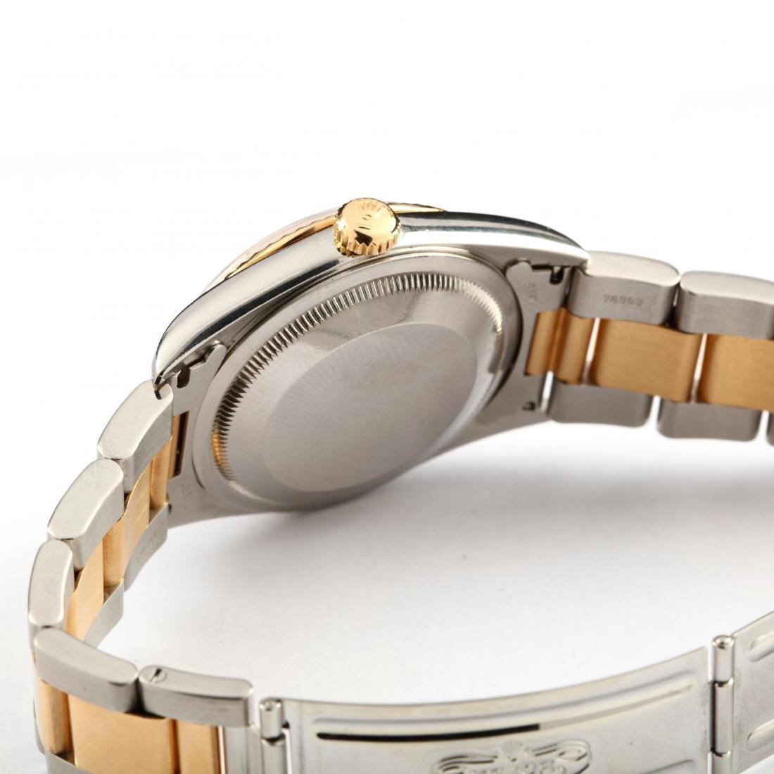 "Gent's Two Tone ""Datejust"" Watch, Rolex - 2"