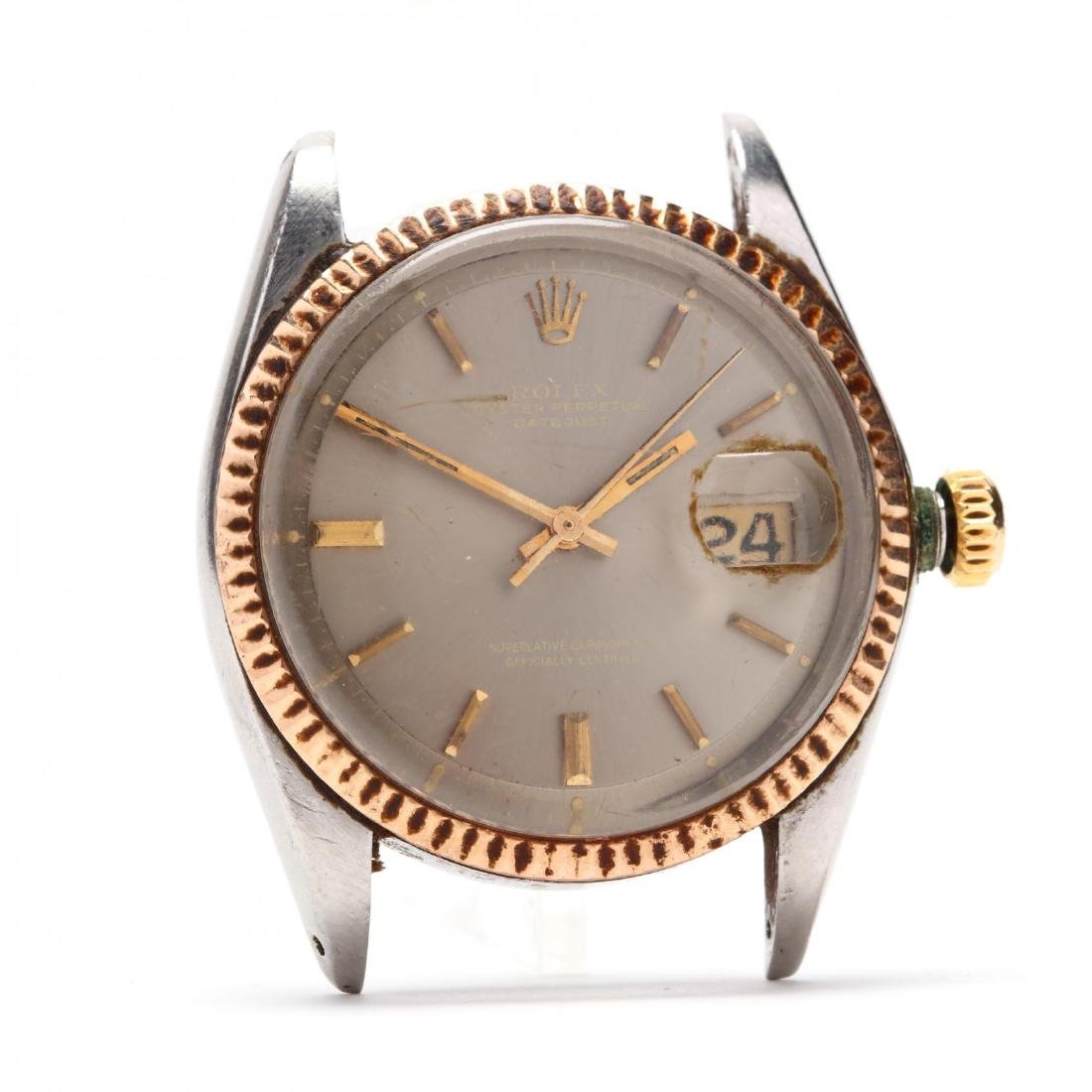 """Gent's """"Oyster Perpetual Datejust"""" Watch, Rolex"""
