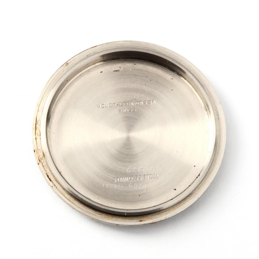 "Vintage ""Autavia GMT,"" Heuer - 2"