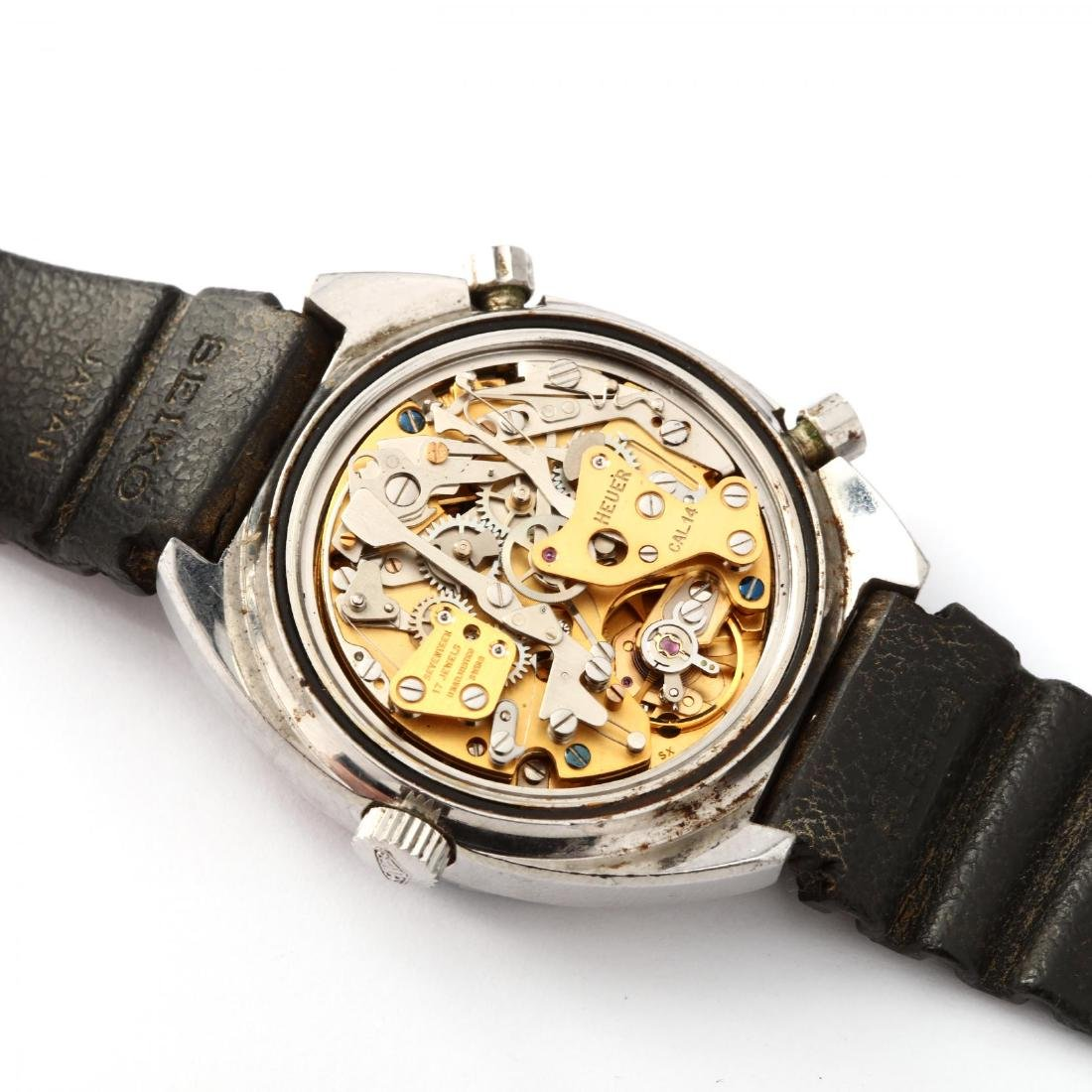 "Vintage ""Autavia GMT,"" Heuer - 3"