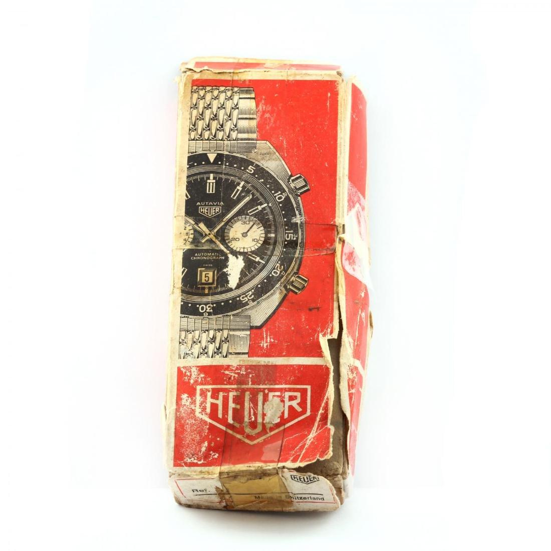 "Vintage ""Autavia GMT,"" Heuer - 6"
