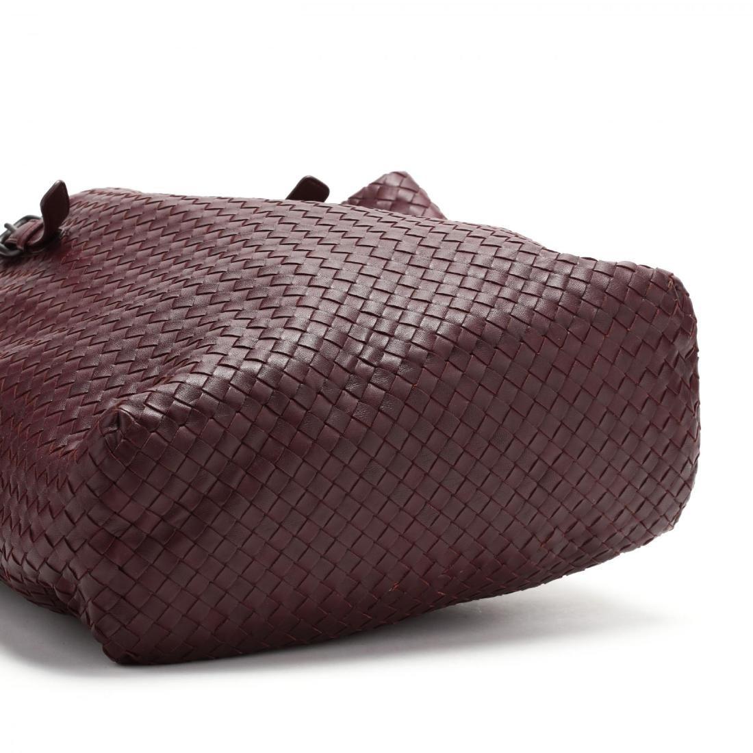 Intrecciato Woven Leather,  Rene Tote Style , Bottega - 2