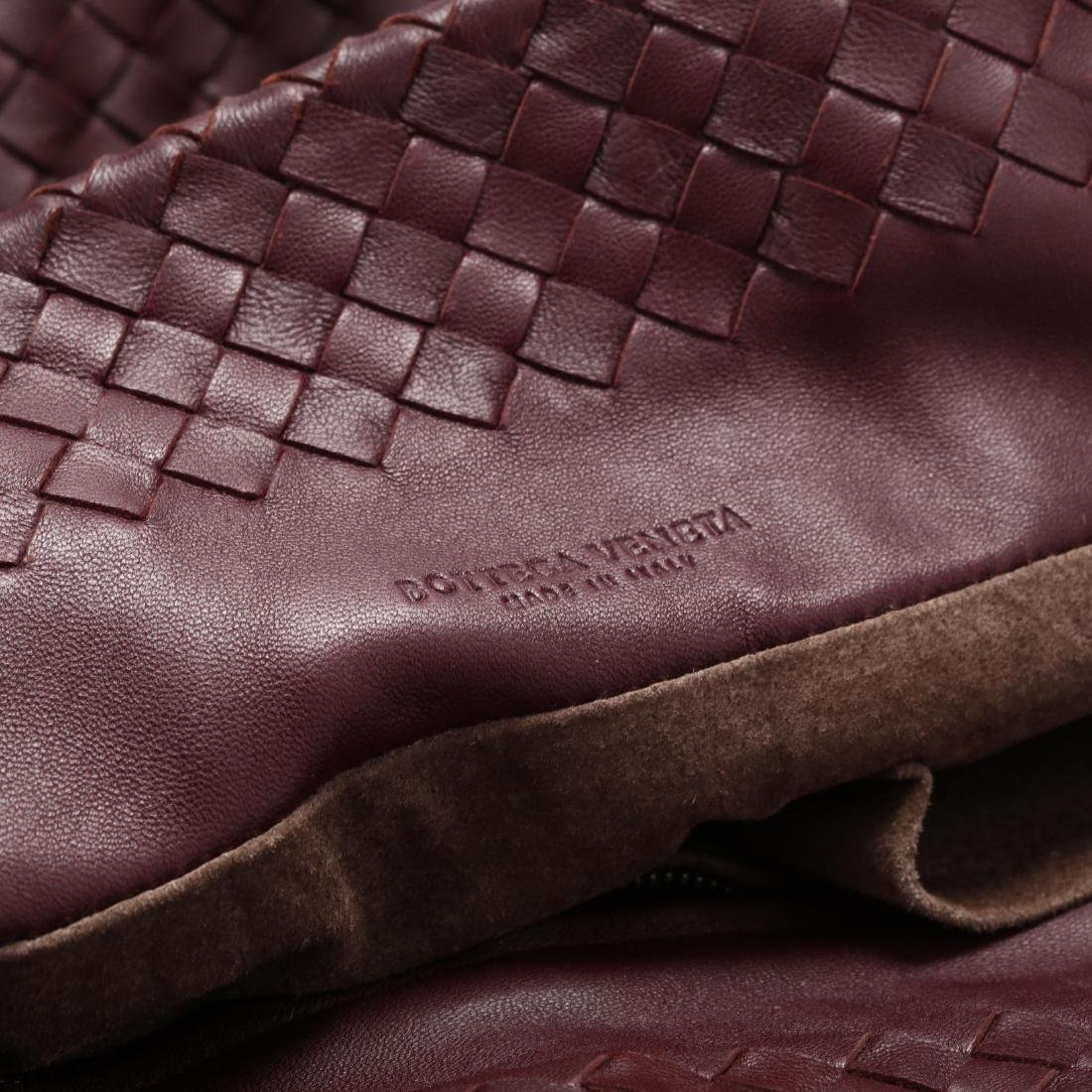 Intrecciato Woven Leather,  Rene Tote Style , Bottega - 5