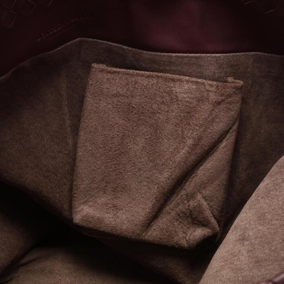 Intrecciato Woven Leather,  Rene Tote Style , Bottega - 7