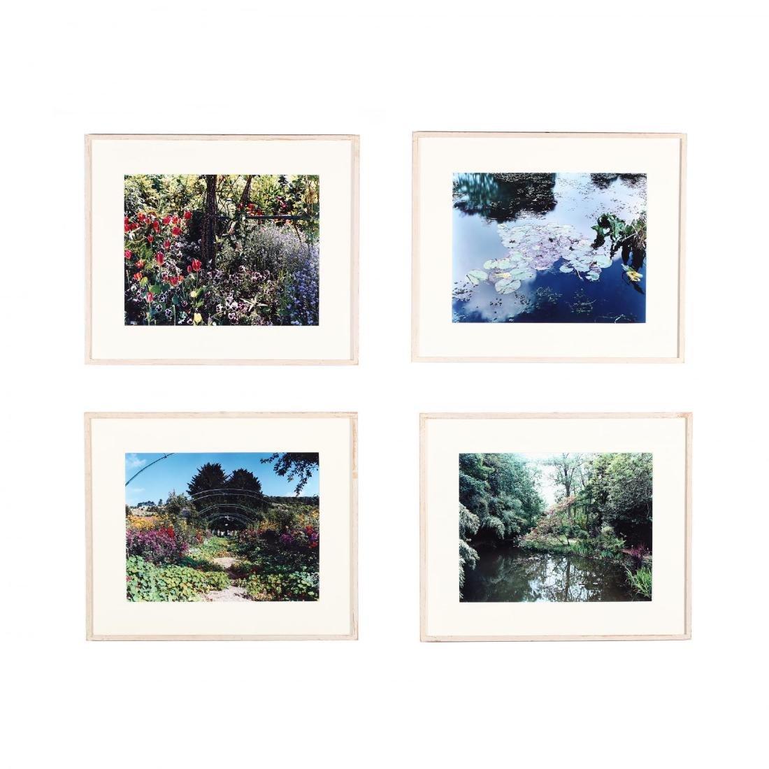 Stephen Shore (NY, b. 1947),  Monet's Garden
