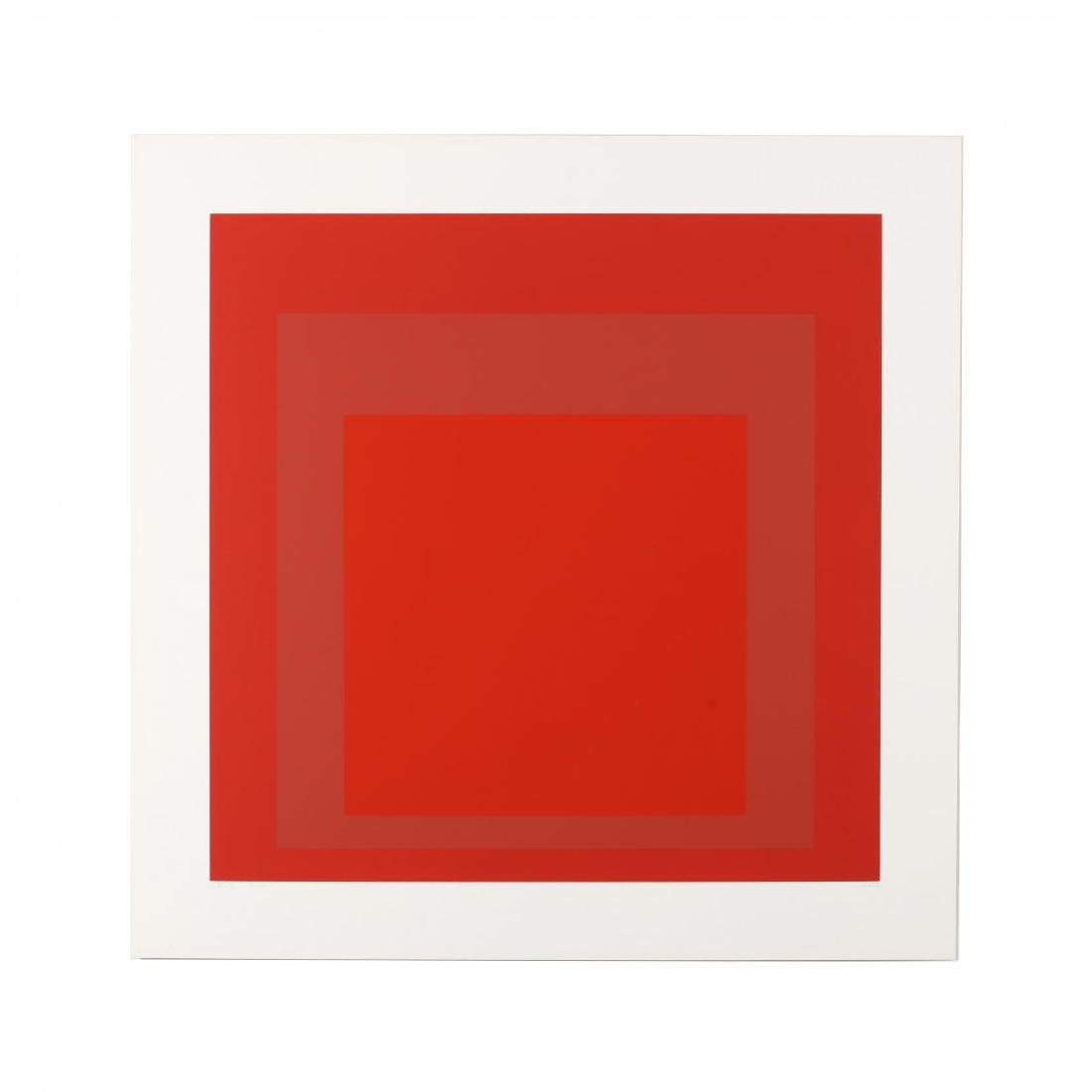 Josef Albers (American/German, 1888-1976), SP V, from