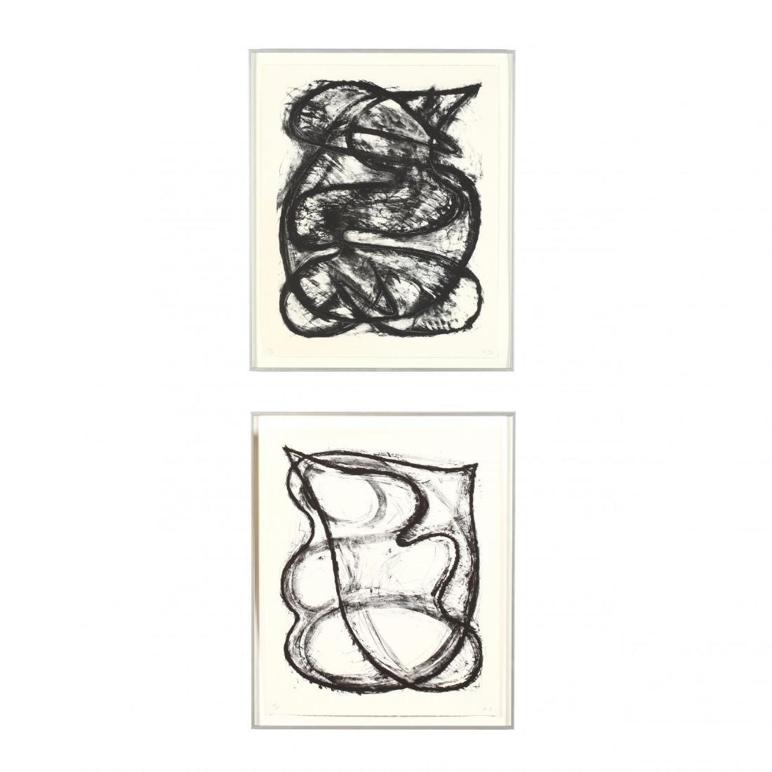 Elizabeth Murray (American, 1940-2007), Untitled
