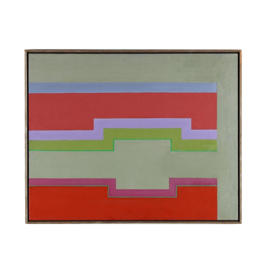 George Bireline (NC, 1923-2002), Untitled