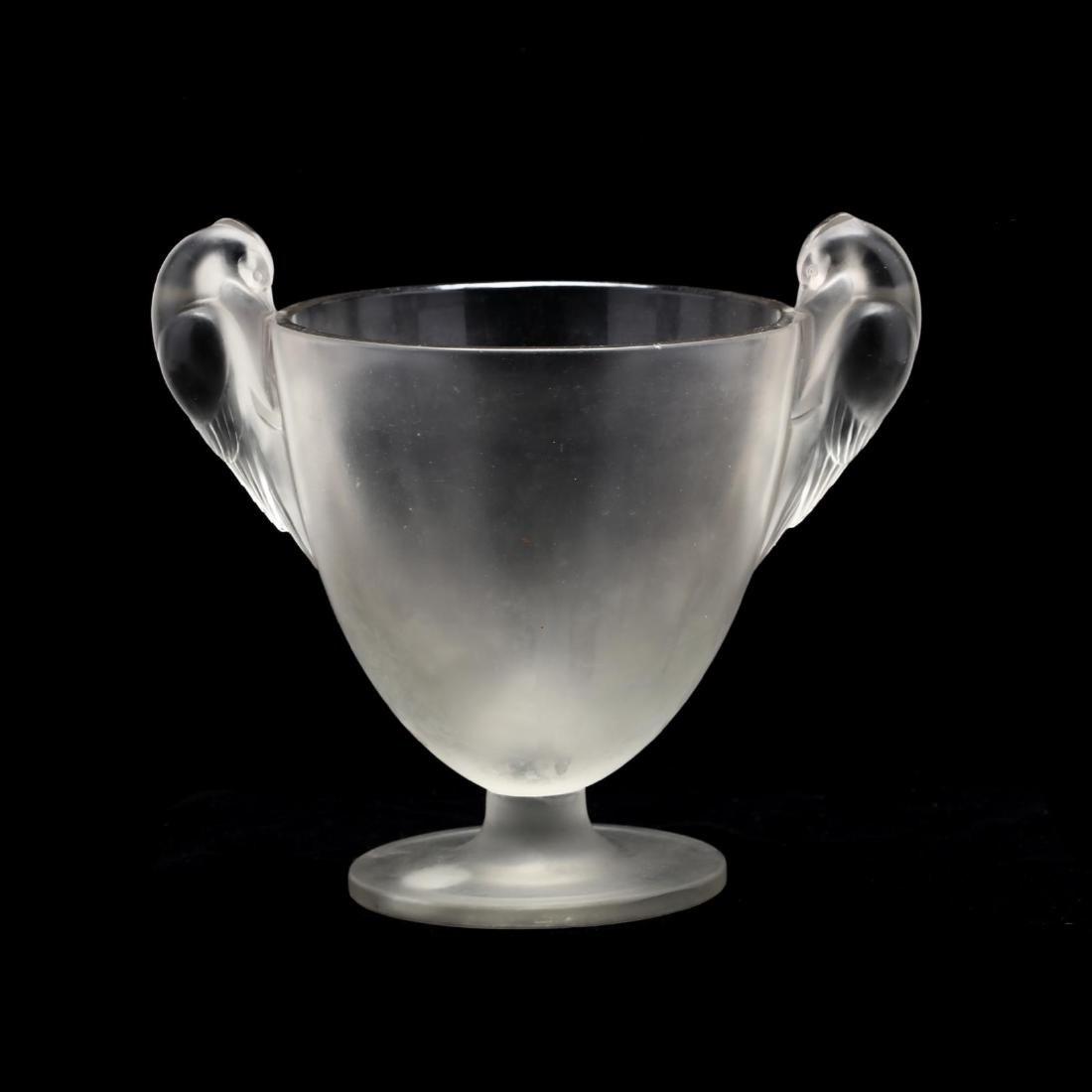 Rene Lalique  Ornis  Vase