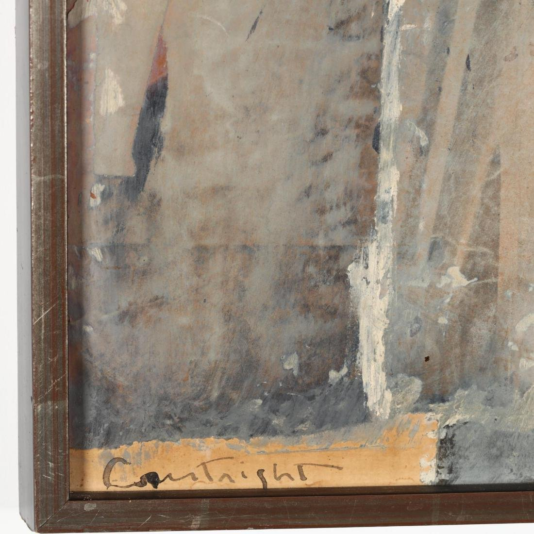 Robert Courtright (SC, 1926-2012), Untitled - 2