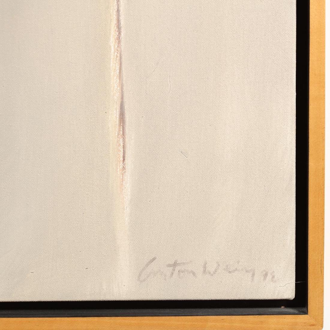 Anton Weiss (TN, b. 1936), Untitled - 2