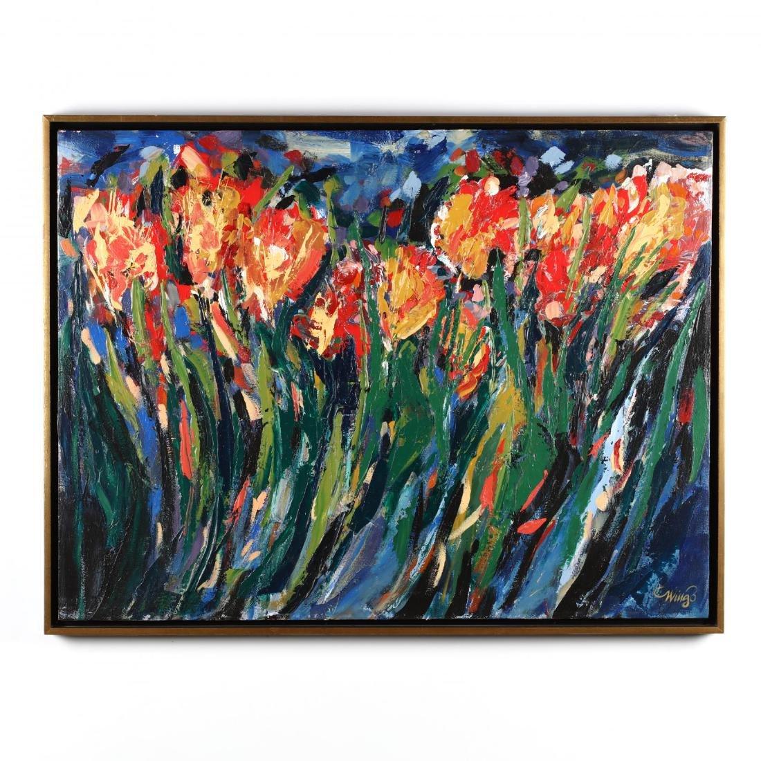 Debbie Wingo (TN), Untitled (Flowers)