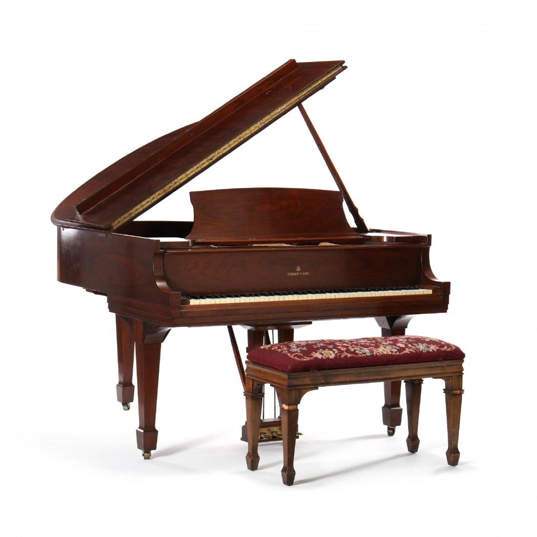 Steinway & Sons City Grand Piano