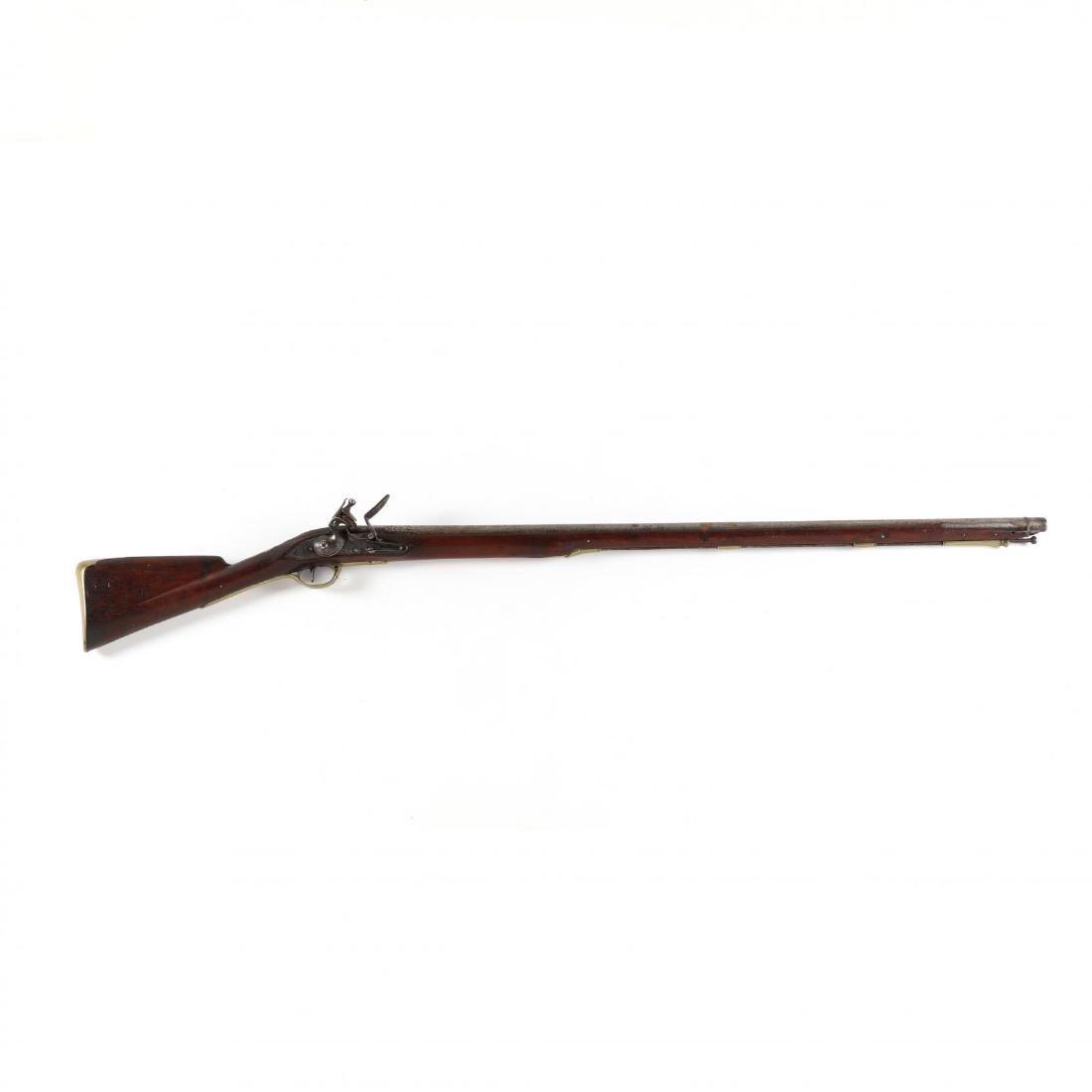 British Land Pattern Brown Bess Flintlock Musket
