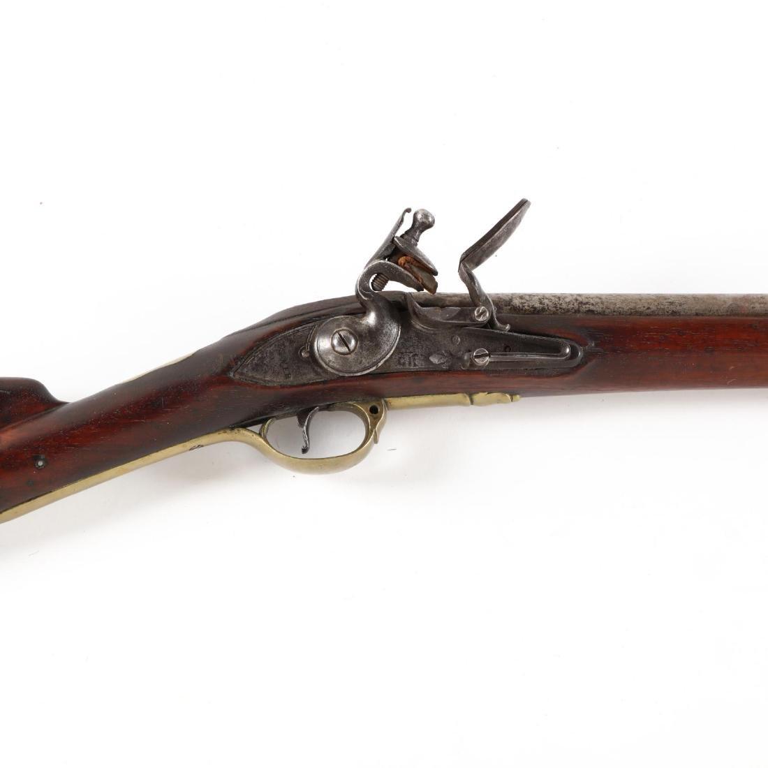 British Land Pattern Brown Bess Flintlock Musket - 2