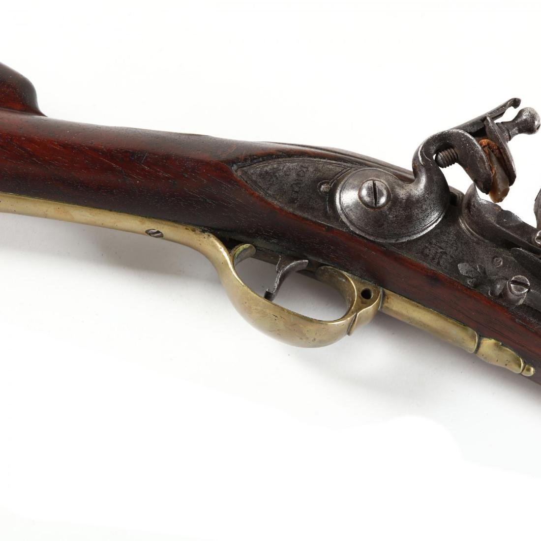 British Land Pattern Brown Bess Flintlock Musket - 6