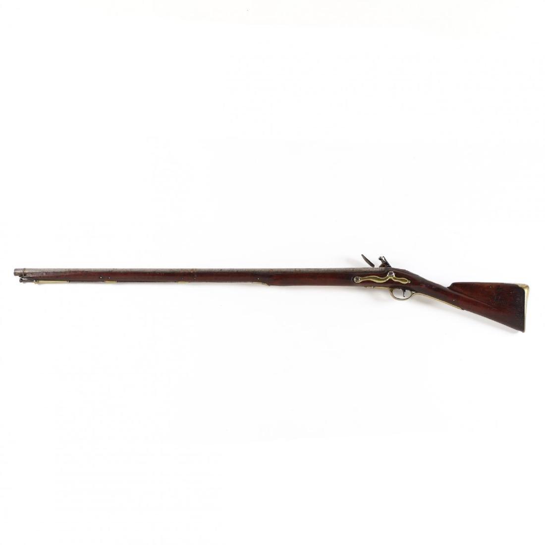 British Land Pattern Brown Bess Flintlock Musket - 8