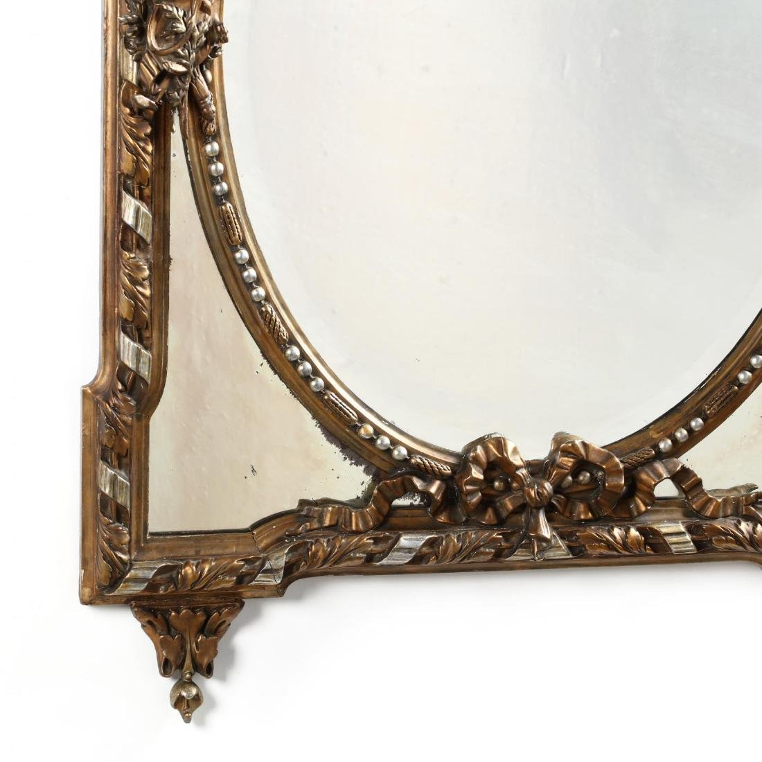 Louis XV Style Carved and Gilt Mirror - 3