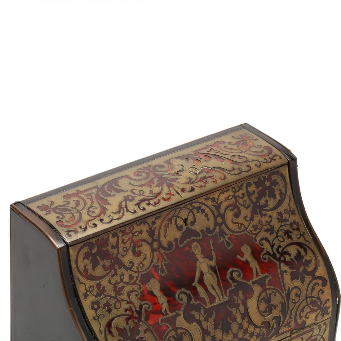 Antique Boulle Letter Box by Charles Asprey - 2