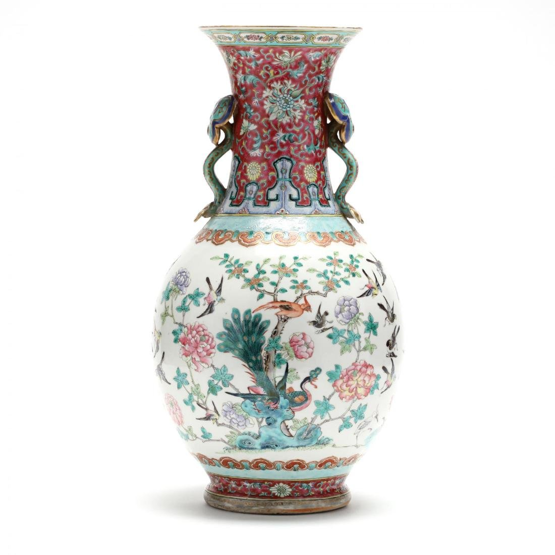 Two Chinese Porcelain Vases - 8