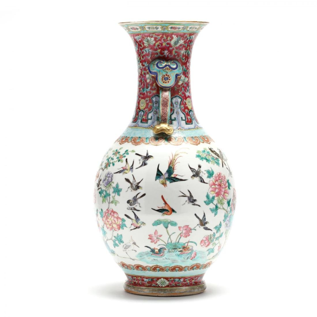 Two Chinese Porcelain Vases - 9