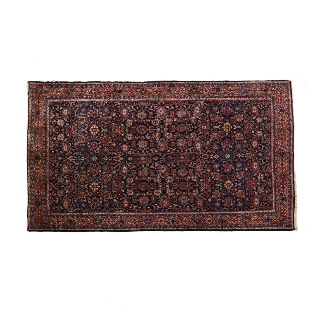 Semi Antique Bakhtiari Carpet