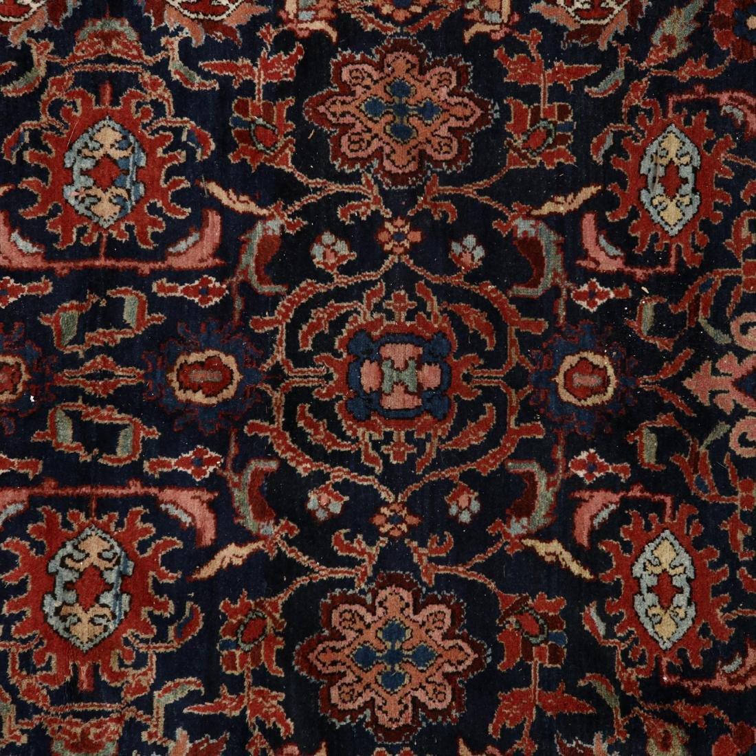 Semi Antique Bakhtiari Carpet - 2