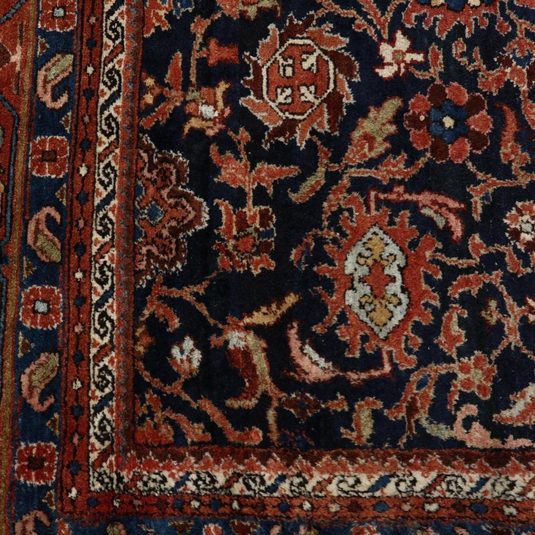 Semi Antique Bakhtiari Carpet - 3