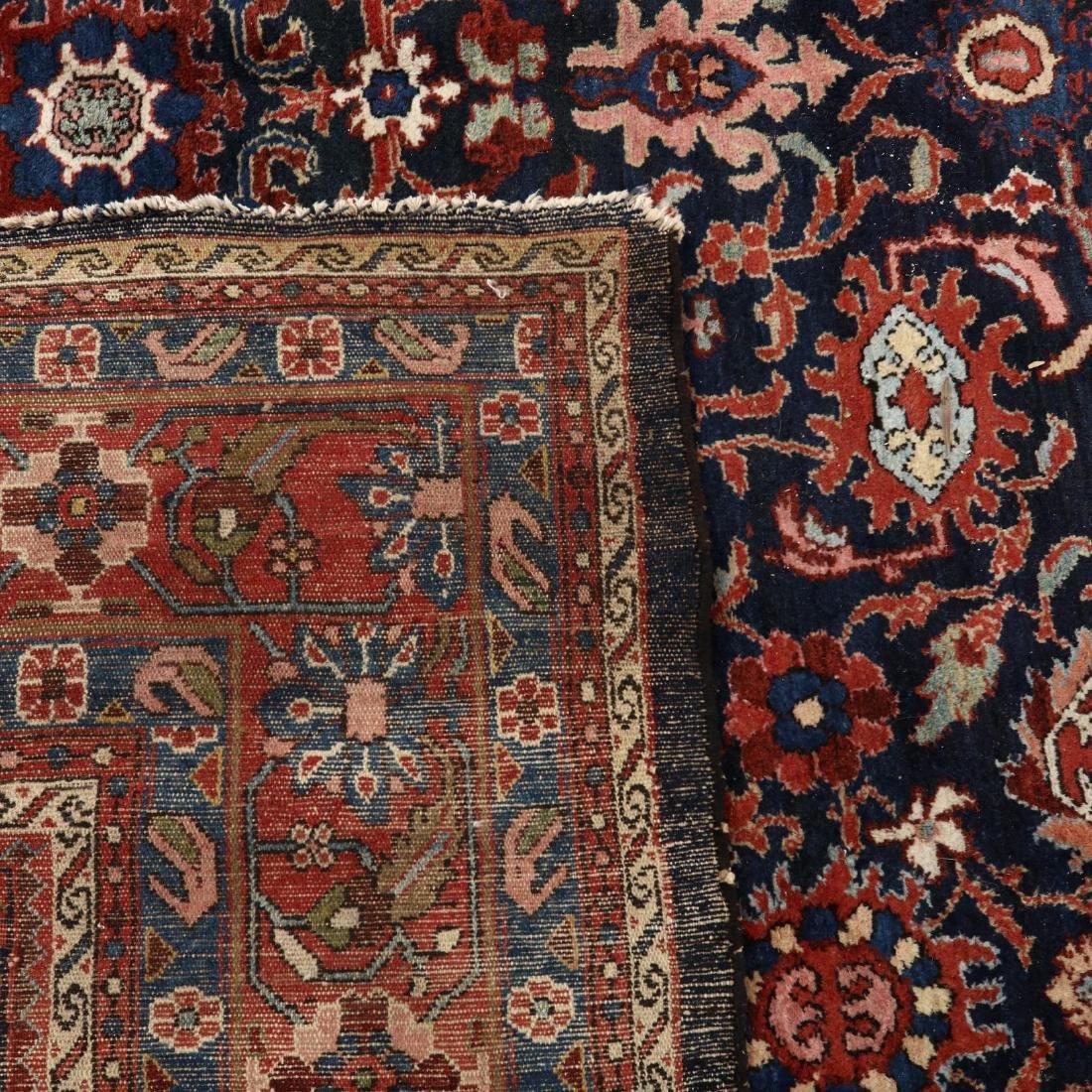Semi Antique Bakhtiari Carpet - 5