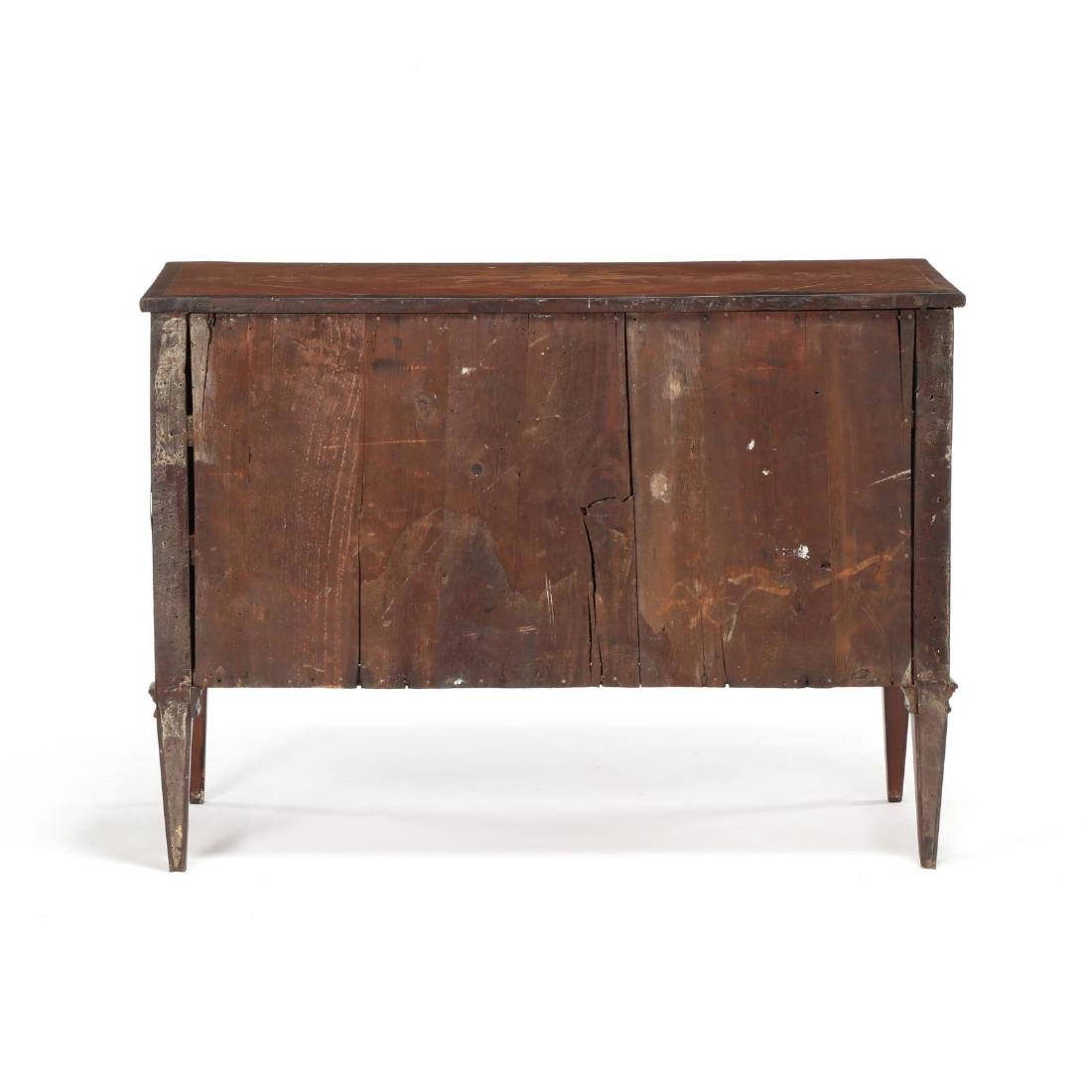 Italian Marquetry Inlaid Commode - 6