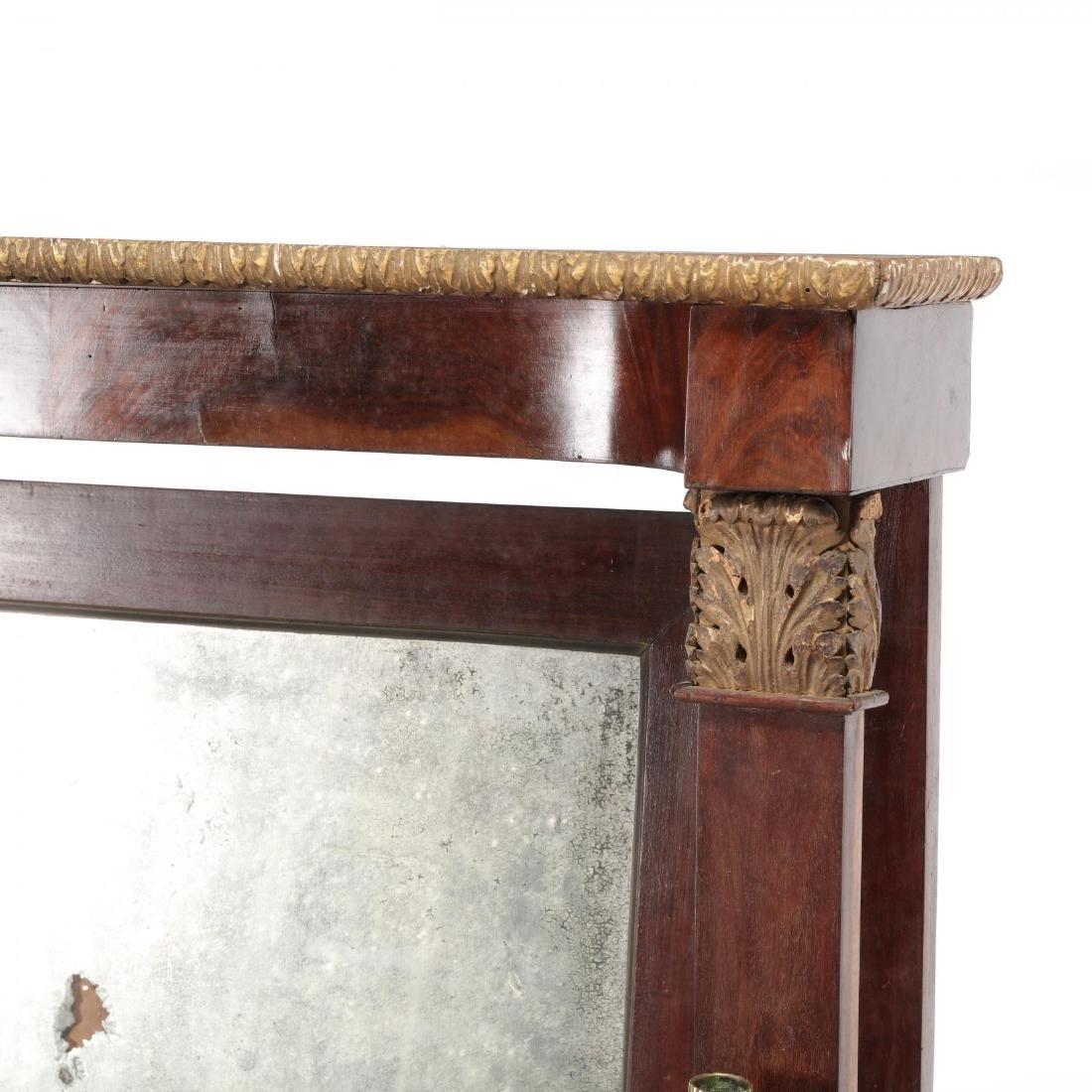 Russian Neoclassical Mahogany Dressing Table - 5