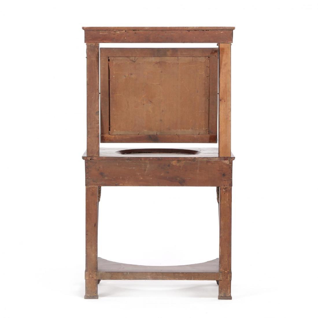 Russian Neoclassical Mahogany Dressing Table - 8