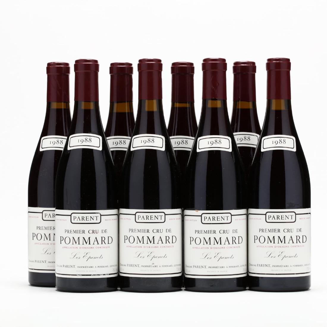 Pommard - Vintage 1988