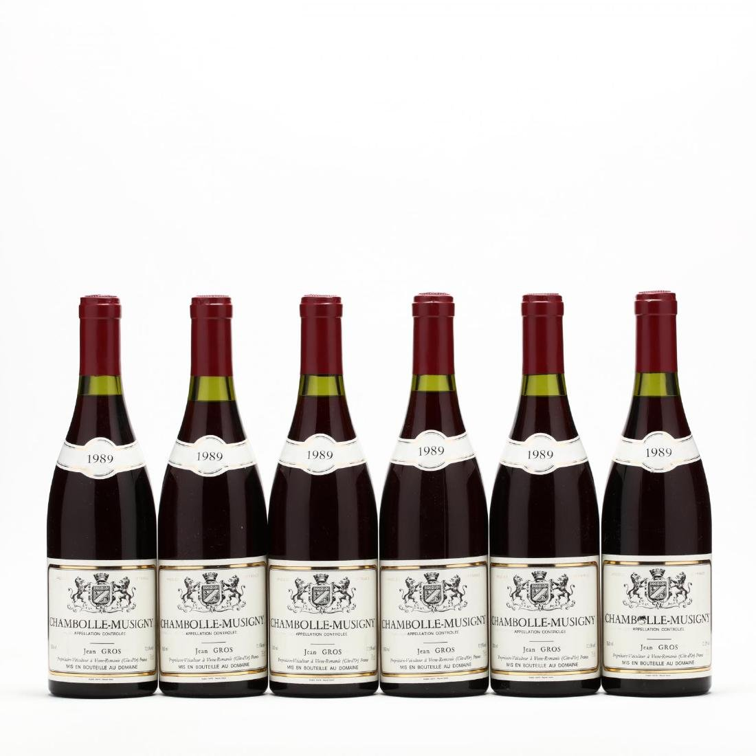 Chambolle Musigny - Vintage 1989