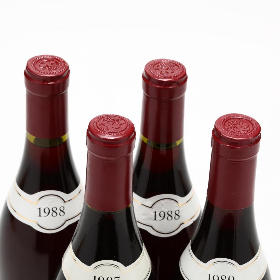 1987-1989 Nuits St. Georges Vertical - 3