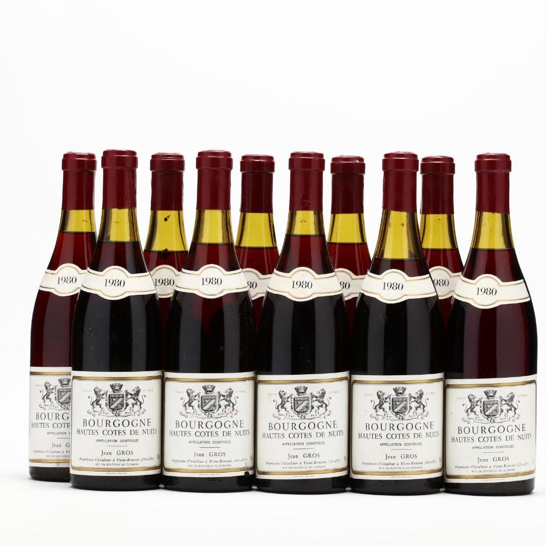 Bourgogne Hautes Cotes de Nuits - Vintage 1980