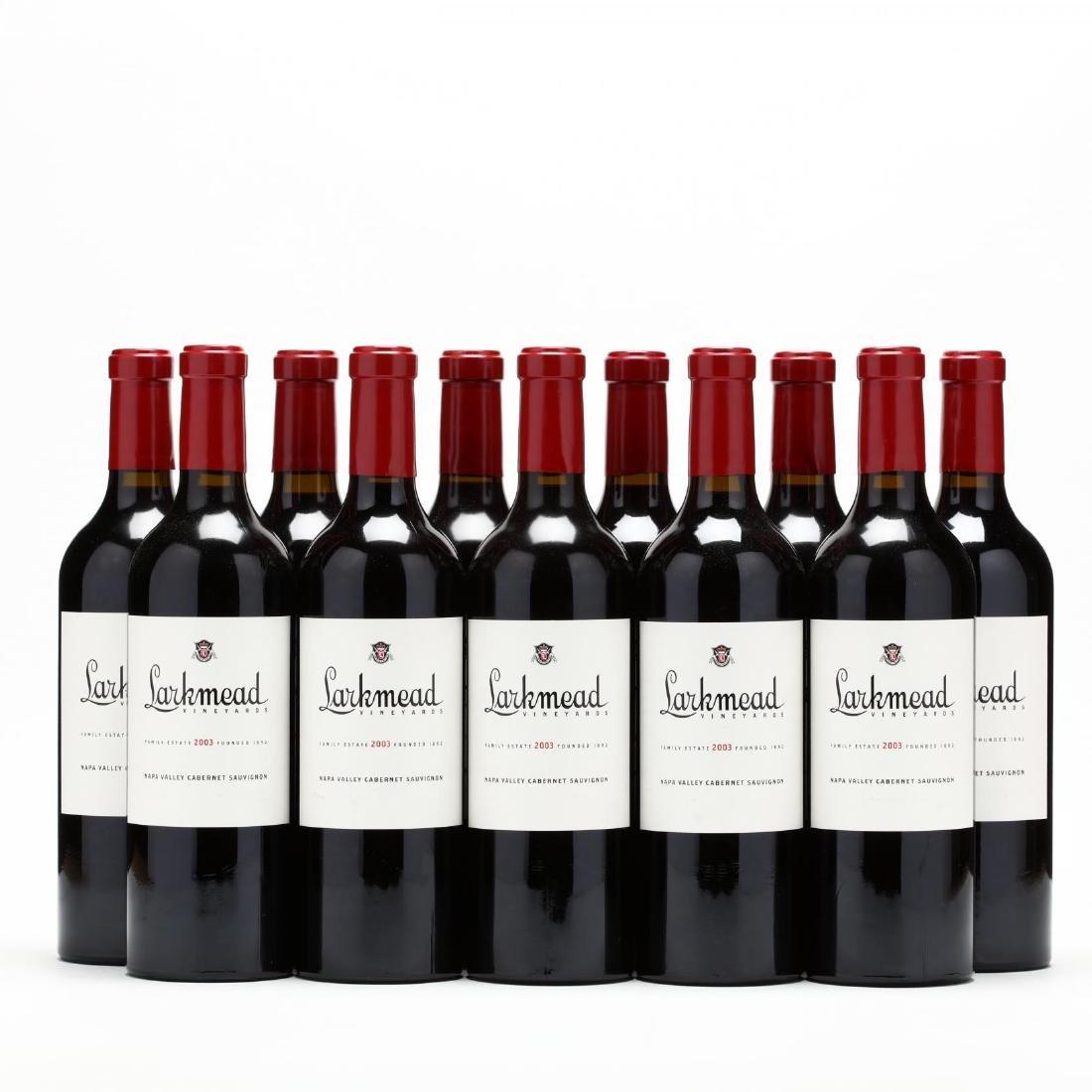 Larkmead Vineyards - Vintage 2003