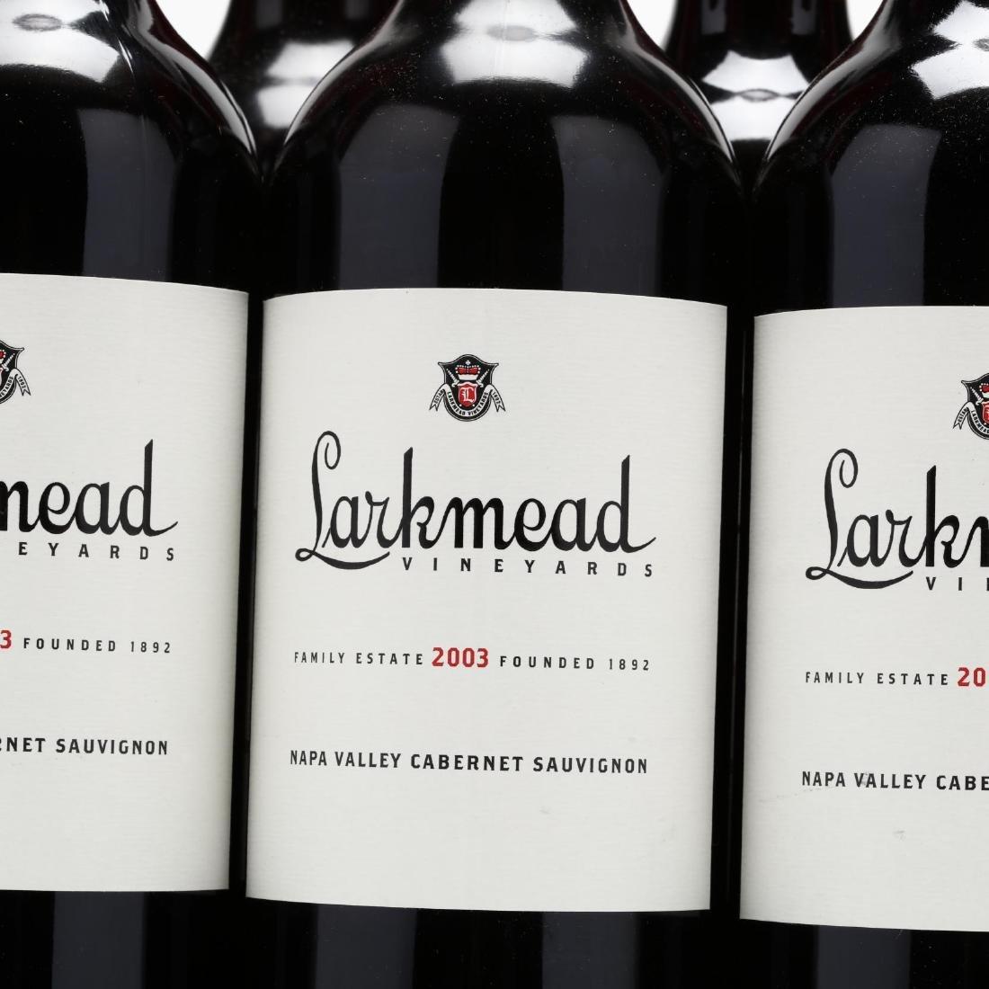 Larkmead Vineyards - Vintage 2003 - 2