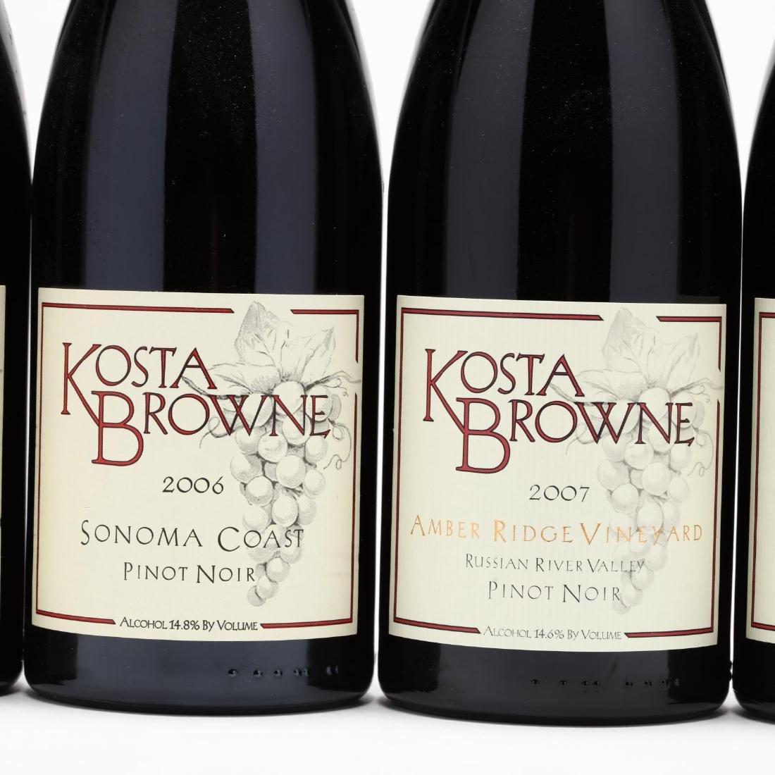 2006, 2007 & 2008 Kosta Browne - 2