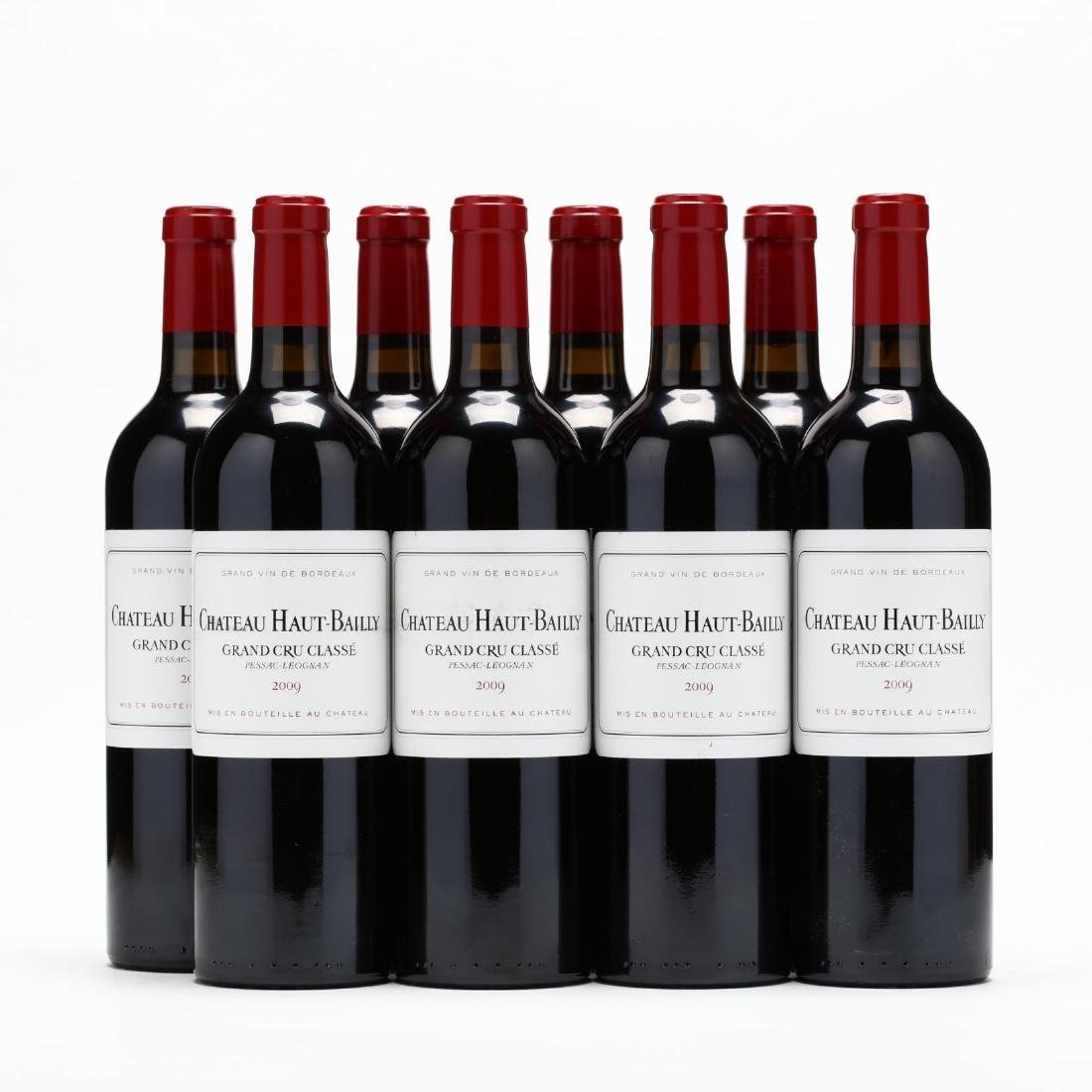 Chateau Haut-Bailly - Vintage 2009
