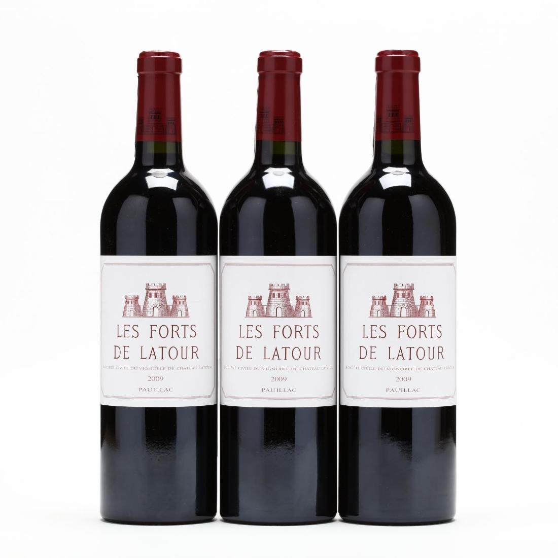 Les Forts de Latour - Vintage 2009