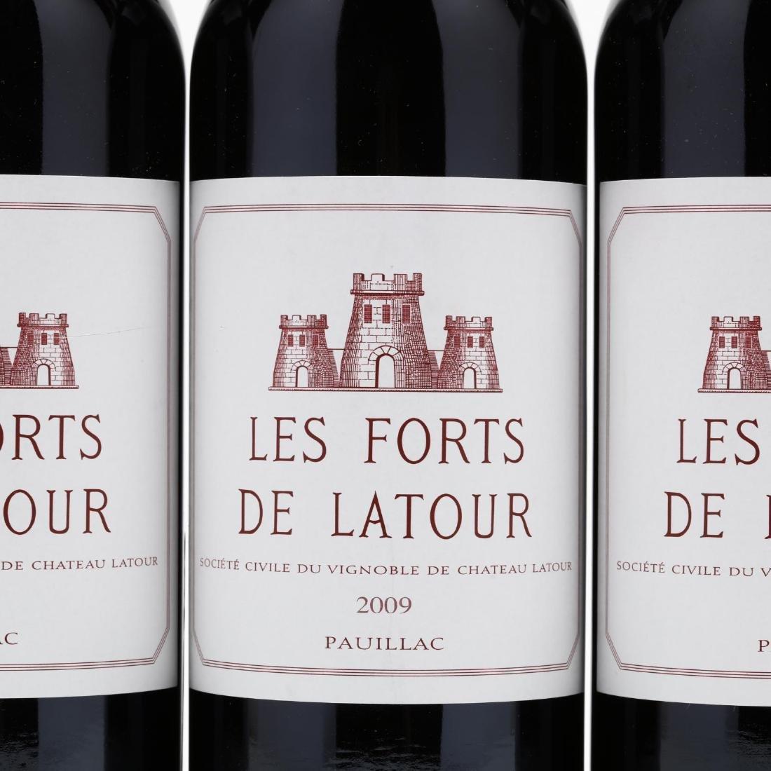 Les Forts de Latour - Vintage 2009 - 2