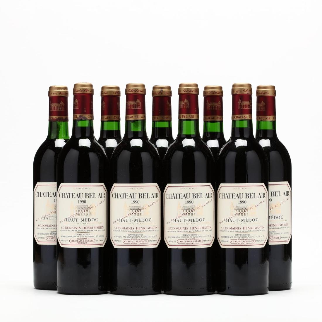 Chateau Bel Air - Vintage 1990