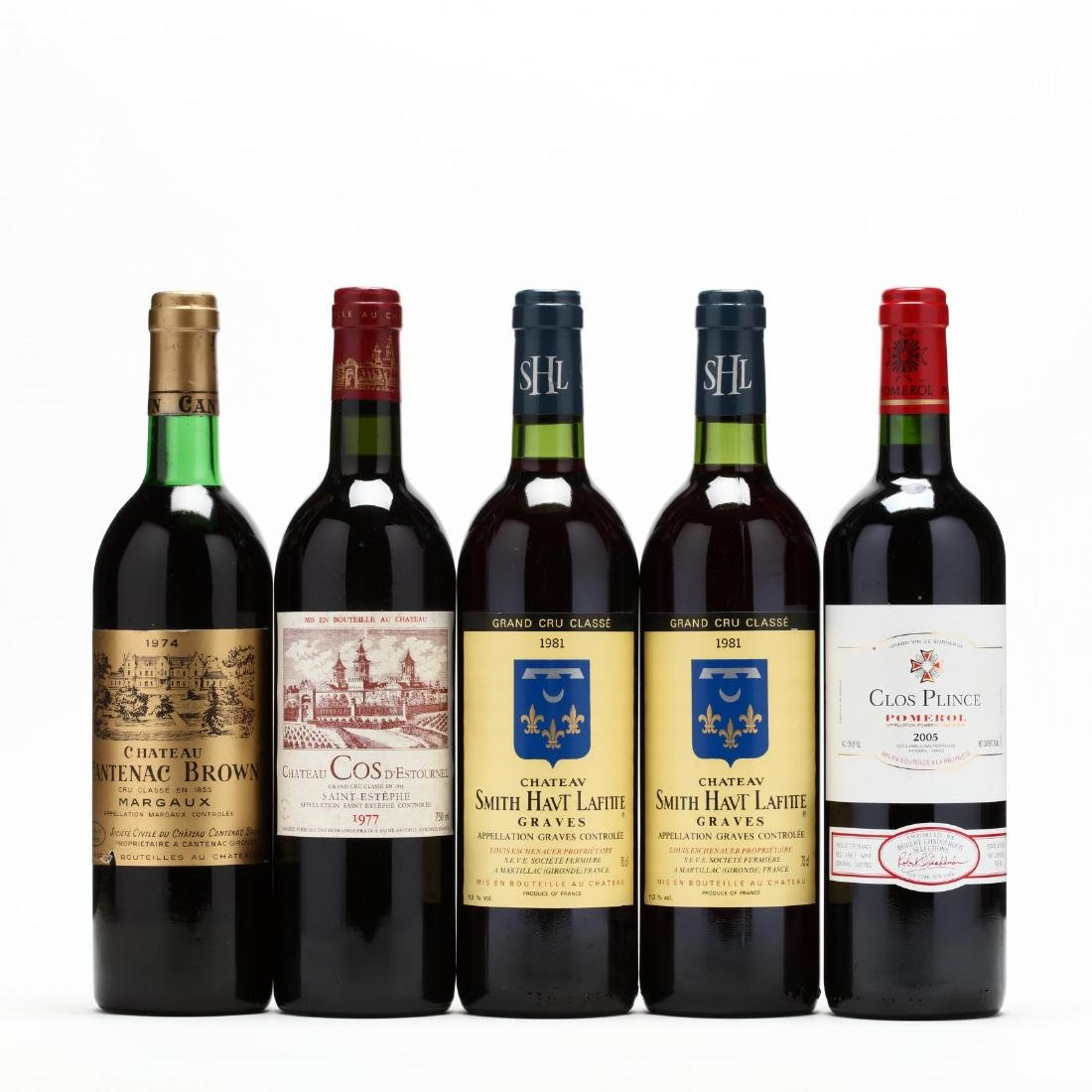 Spectacular Bordeaux Selection