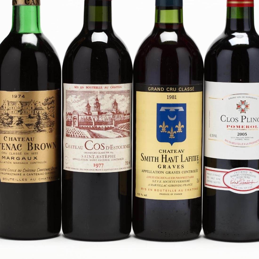 Spectacular Bordeaux Selection - 2