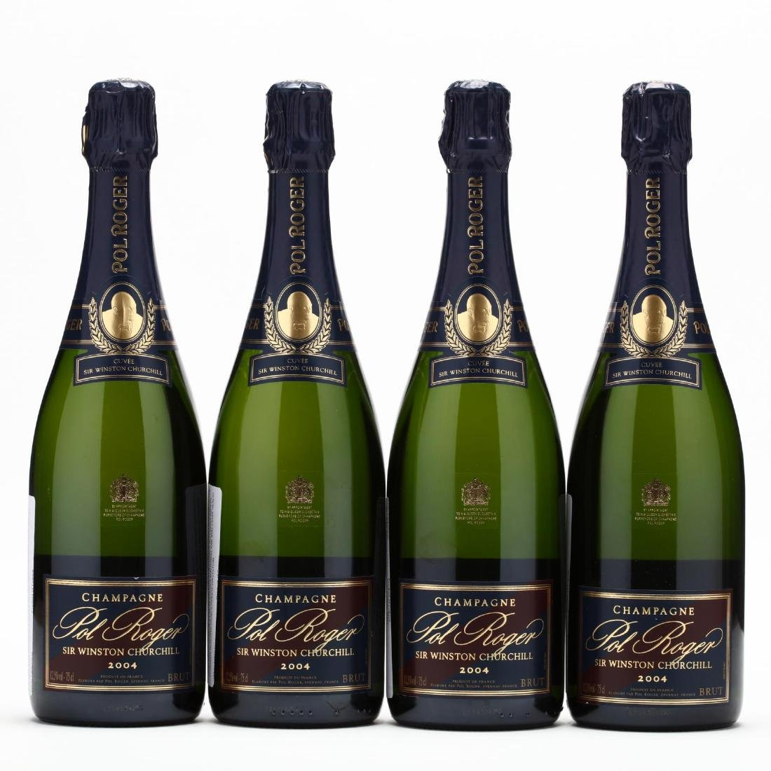 Pol Roger Champagne - Vintage 2004