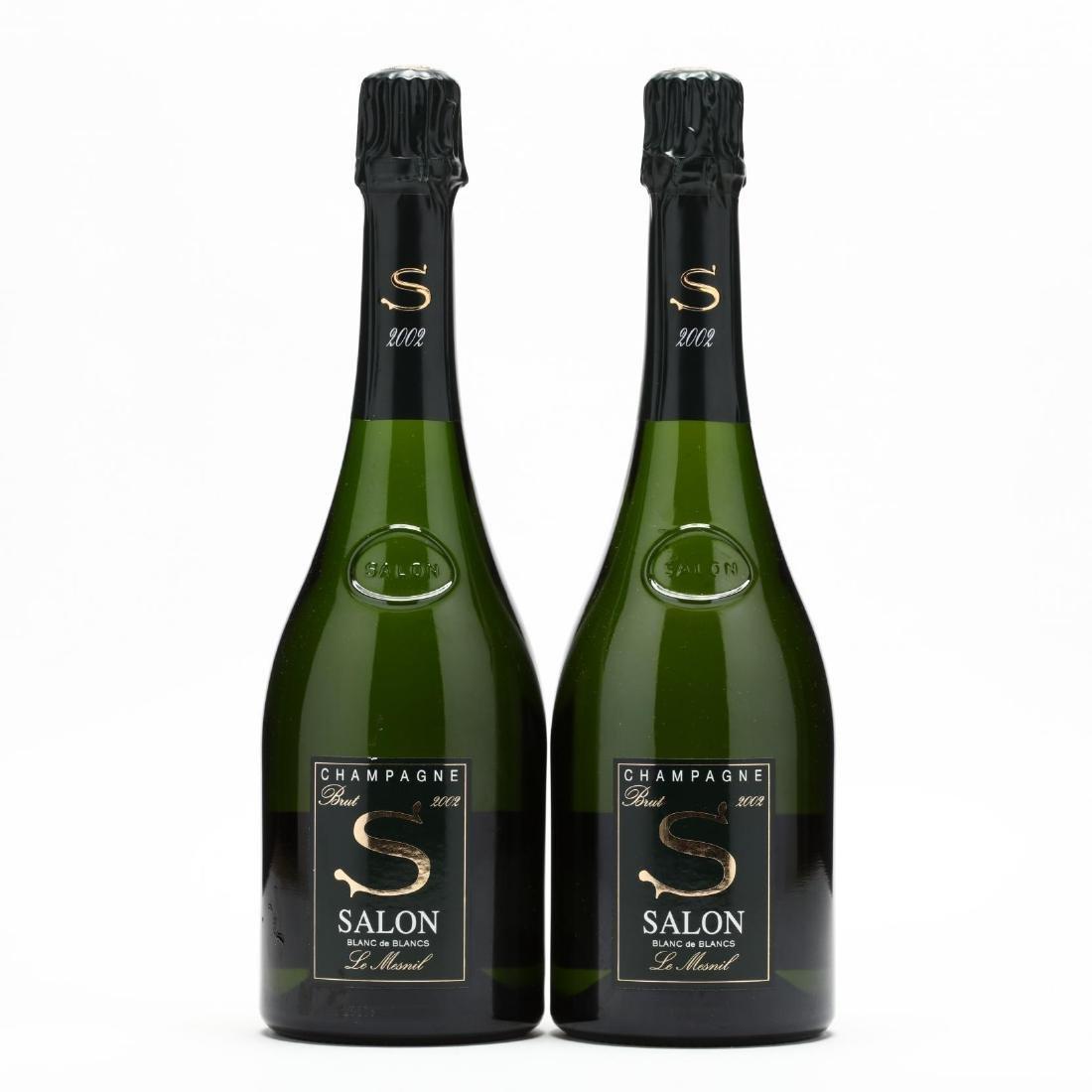 Salon Champagne - Vintage 2002